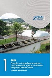 Água - Remoção de Microrganismos emergente - vol 01