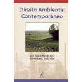 <p>Direito Ambiental Contempor&acirc;neo</p>