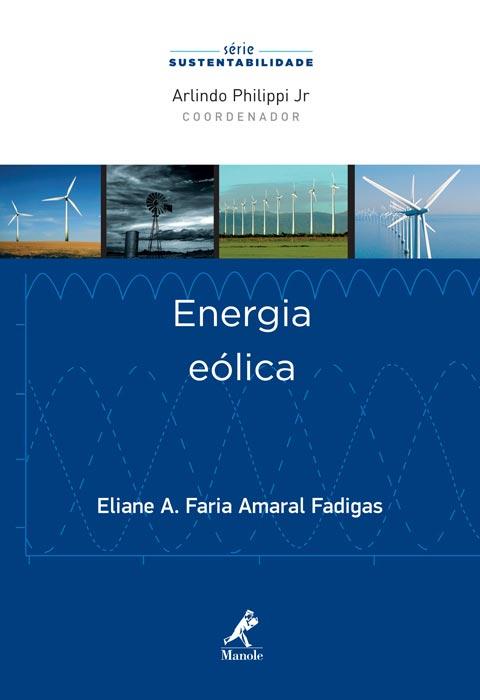 <p>Energia E&oacute;lica</p>